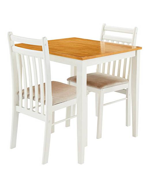 a49eb495b78 Southwold Compact Dining Table 2 Chairs