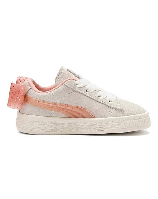 d8dfa7395f Puma Suede Bow Jelly Trainers | Oxendales