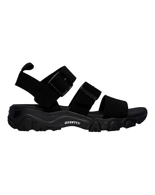 skechers pillow top sandals