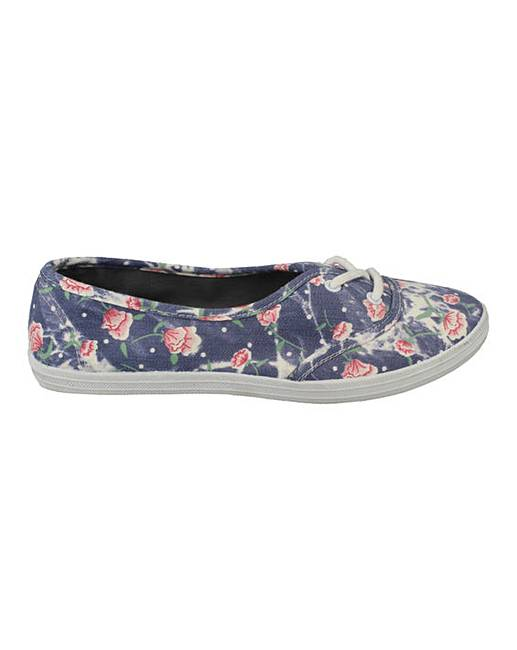 2c54301a Slip On Plimsolls Standard Fit | Fashion World