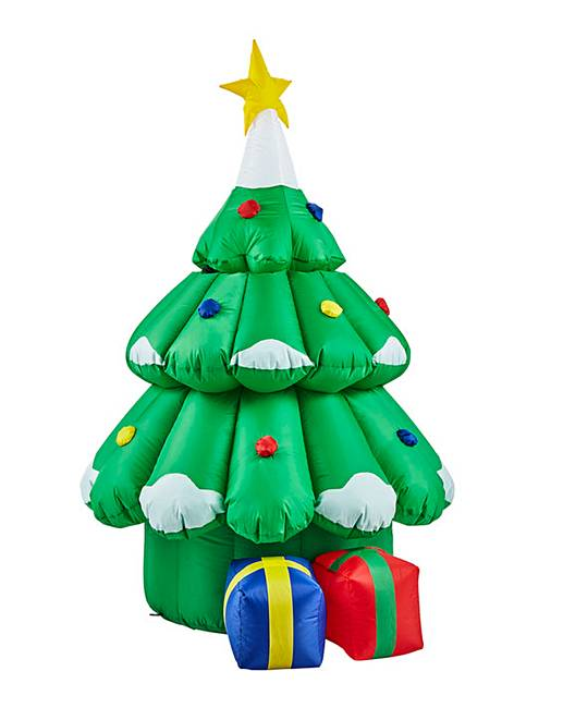 Christmas Tree Inflatable.Inflatable 6ft Pop Up Tree