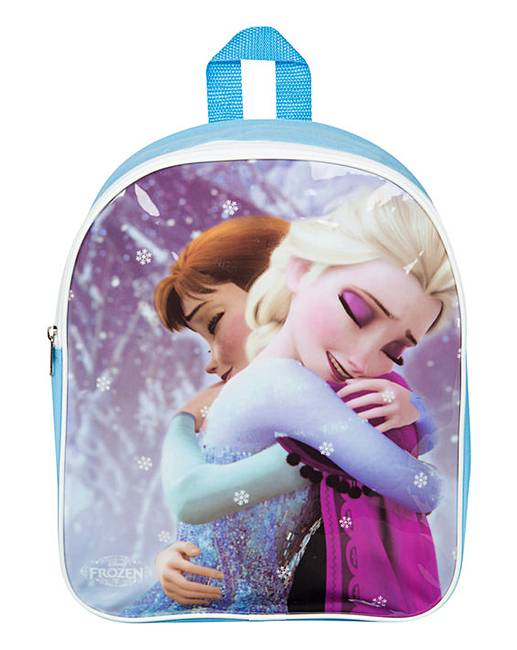 ae9815479f4 Disney Frozen Junior Backpack. Click to view 'Disney' products. Rollover  image to magnify