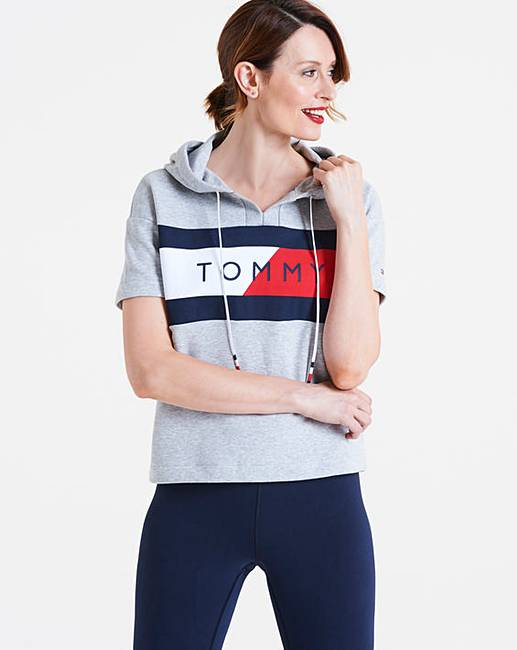 a83c8558 Tommy Hilfiger Electra Hooded Top | Oxendales