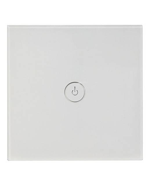 TCP Smart Wifi Single Gang Light Switch