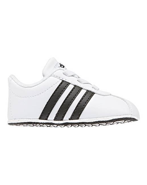 73579f5b6c1e adidas VL Court 2.0 Crib Shoes
