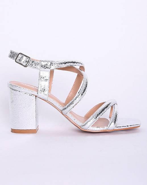 6e545c50e76 Glamorous Sandals Wide Fit