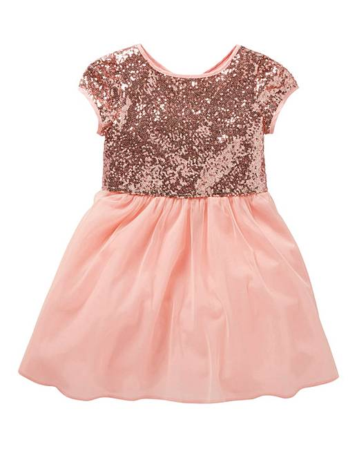 fbd9aff4e0 KD Girls Sequin Party Dress