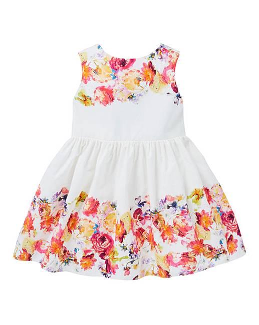 8a752aaf480b KD Baby Floral Border Summer Dress