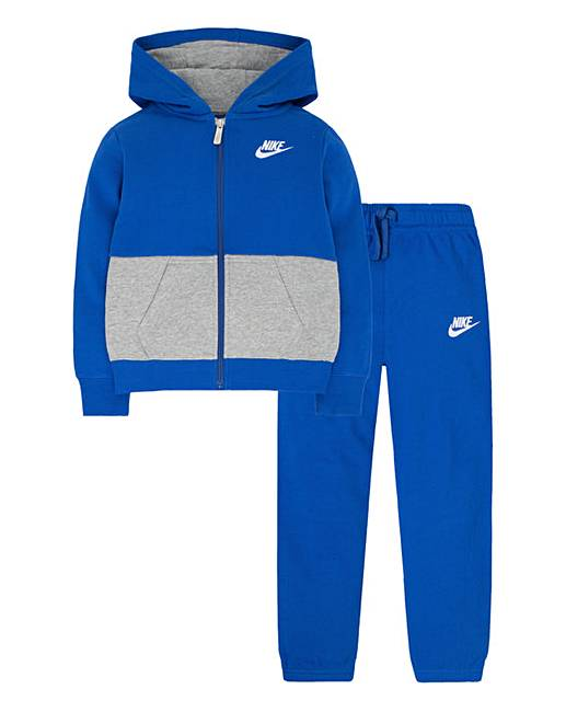 19d935e76 Nike Baby Boys Crew Tracksuit   J D Williams