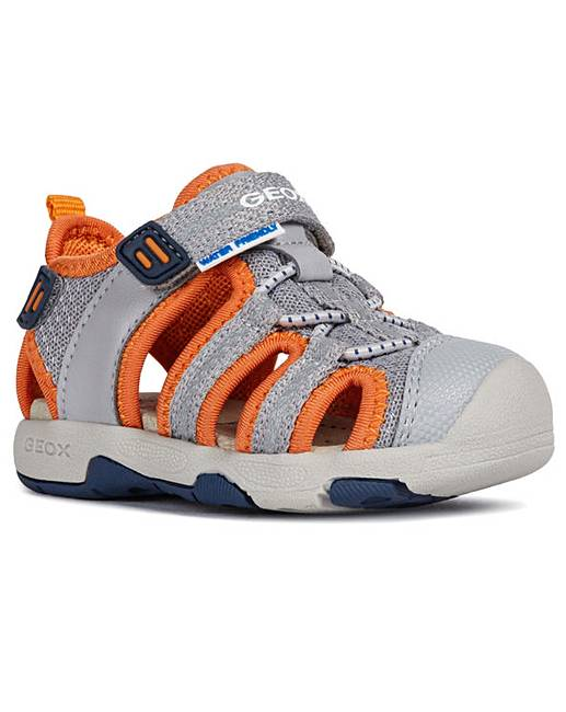 2192810375 Geox Baby Sand Fisherman Boys Sandals | Fashion World