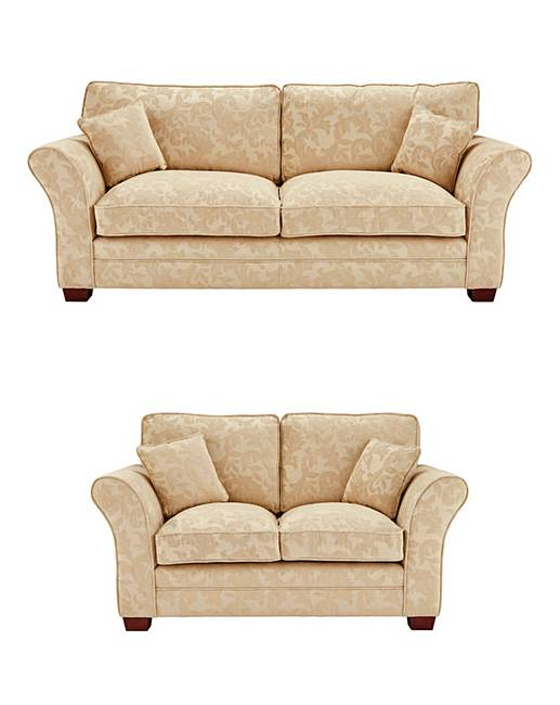 Three in a sofa two