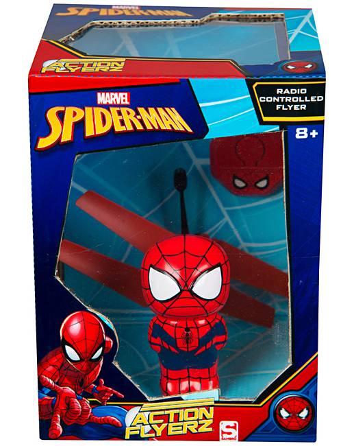 Spiderman Evergreen Action Flyerz  01a818e5a