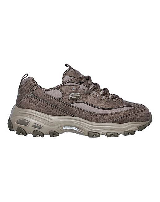 Skechers D Lites New School Trainers  5f22c1bfa1c0