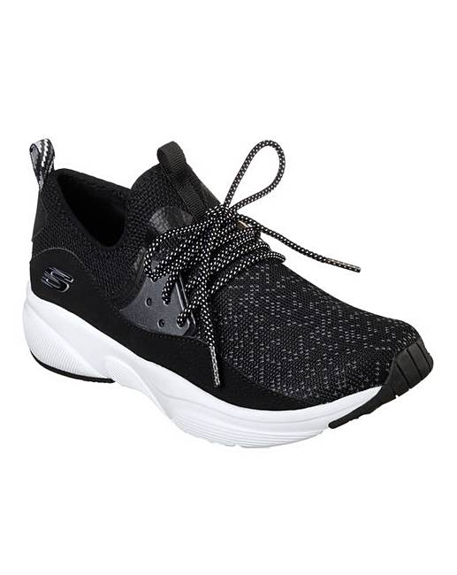 189ac0fcac Skechers Meridian Trainers   Simply Be