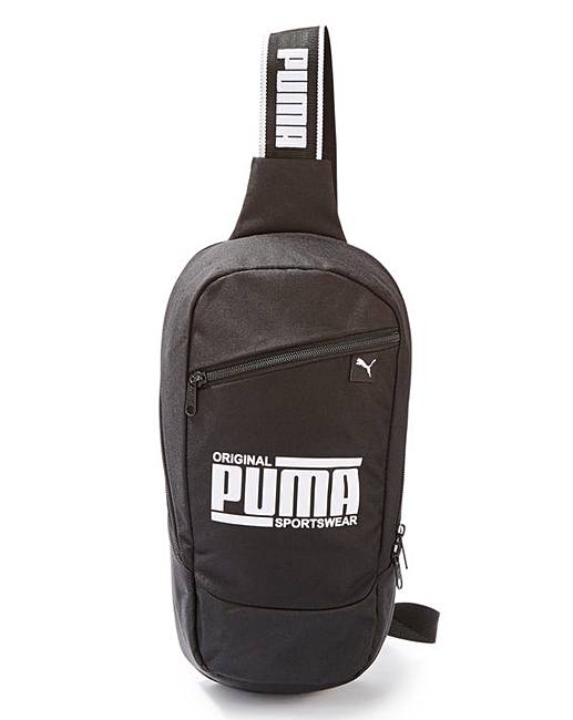 409c4b8a71 Puma Sole Cross Bag | J D Williams