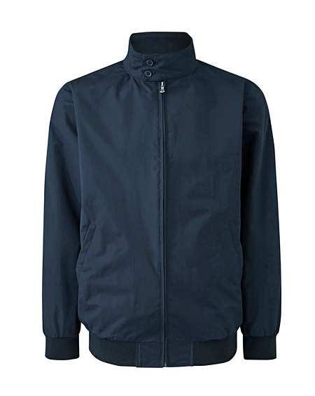 Premier Man Teal Fleece Lined Jacket R