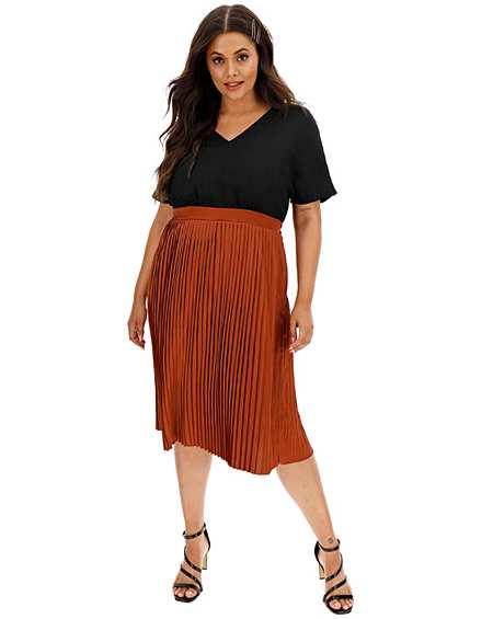 Plus Size Dresses   Mini, Midi & Maxi Dresses   Simply Be