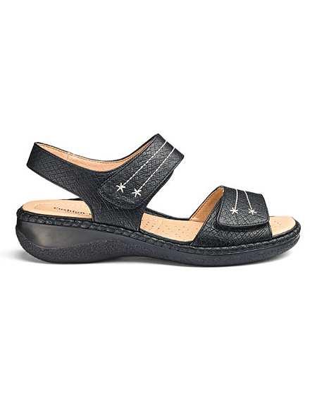 c92d3722f00 Cushion Walk Sandals EEE Fit
