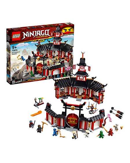 Lego Ninjago Polo Bambino