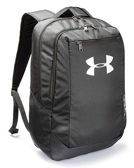 Under Armour Hustle Backpack b6991f02ee1d5