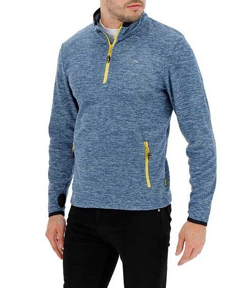 2a705bc4 Hoodies & Sweatshirts | Crew Neck, Zip & Overhead | Jacamo