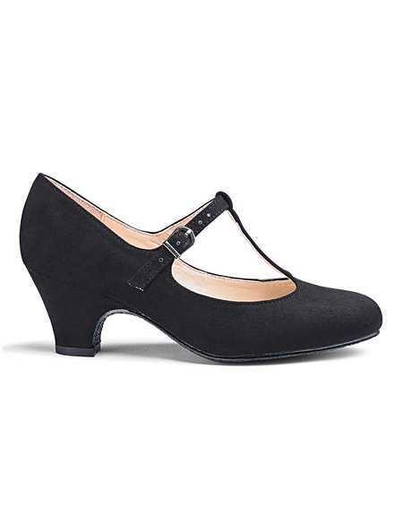 repliche comprare reale Raccogliere Womens Wide Fit Shoes | J D Williams