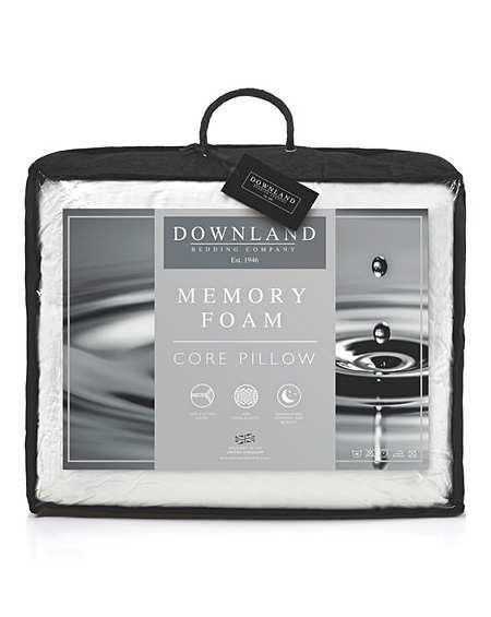 Downland Premium Memory Foam Pillow