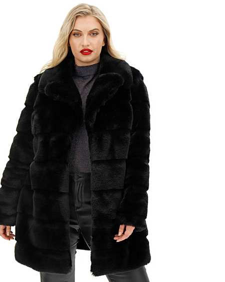 offer lowest discount marketable Size 26 | Faux Fur | Coats & Jackets | Womens | Fashion World