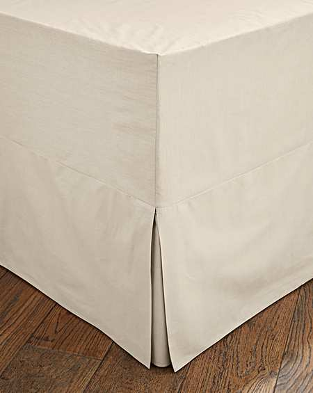 """White Cotton 28/"""" Extra Deep Valance Sheet Double Bed Size 200 Thread Count"""