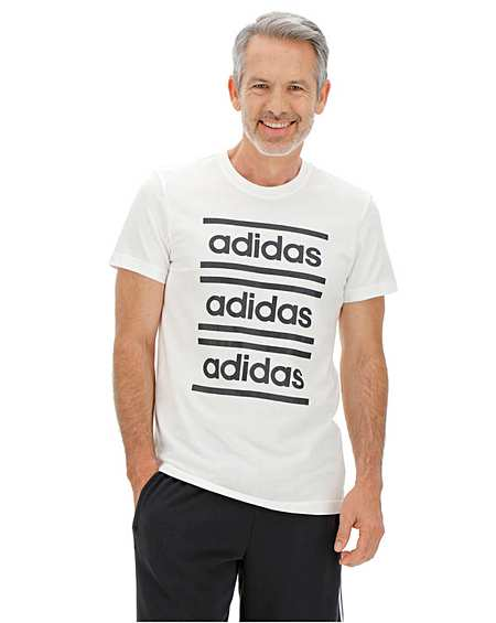 detaillierter Blick Großhandelspreis 2019 Discounter adidas | 3XL 56/58in | T-Shirts & Polos | Mens | J D Williams