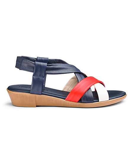 ab305feecfcca Women's Wide Fitting Sandals Perfect For Summer   J D Williams