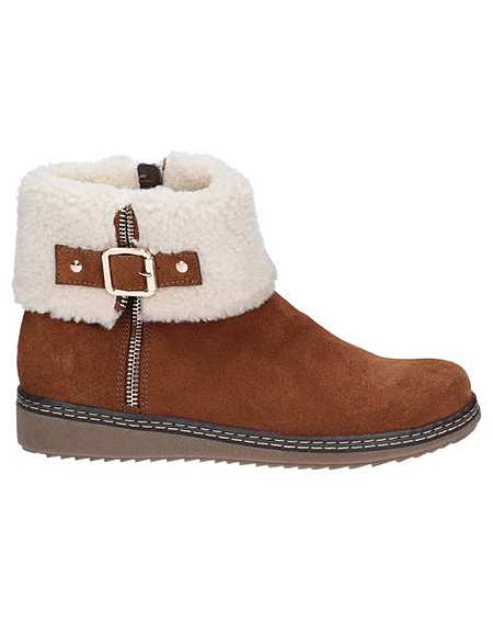 96404aed88d Hush Puppies Maltese Collar Boot