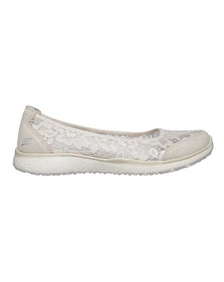Skechers Microburst Trainers | Simply Be
