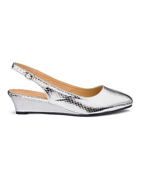 be485e175a5 Silver | Medium | Shoes | Footwear | Clothing | House of Bath
