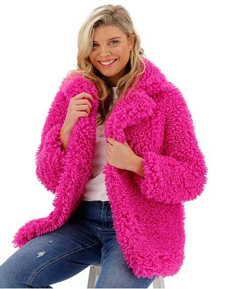 Plus Size Coats & Jackets | Plus Size Clothing | Simply Be