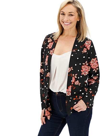 Plus Size Kimonos & Shrugs | Marisota