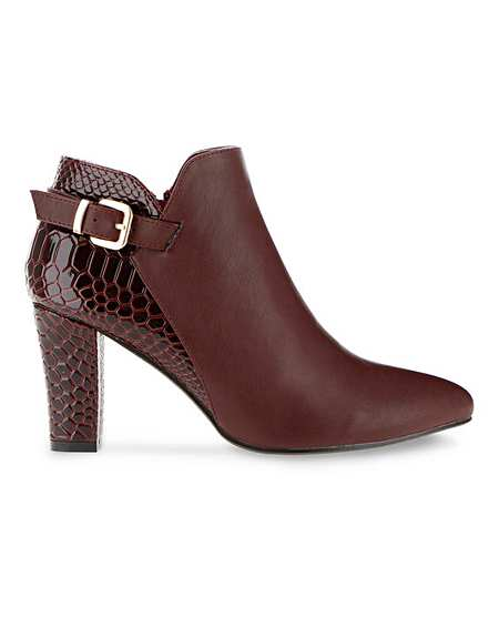 exclusive shoes shop new design Womens Boots - Flat & Heeled Wide Fit & Leg   J D Williams