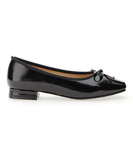 buy timeless design watch Wide fit shoes | Flat shoes | Ladies wide footwear | Ambrose Wilson