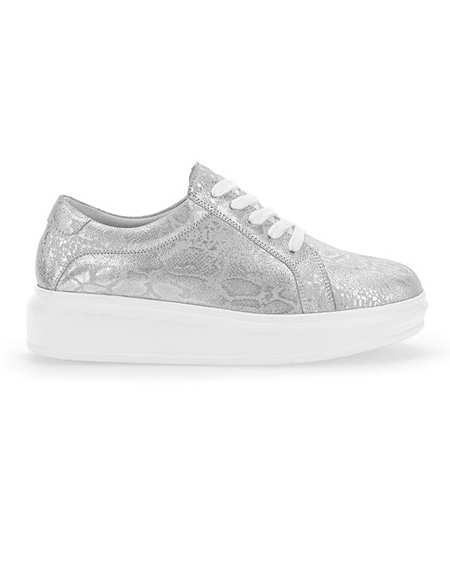 amazing price crazy price how to buy JD Williams | Silver | Shoes | Footwear | Fashion World