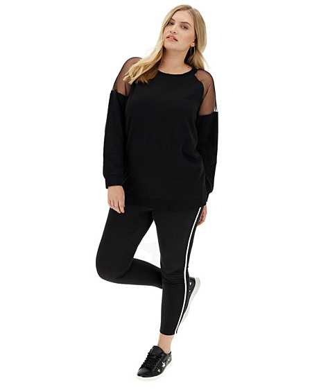 100% high quality sale usa online lovely design Women's Plus Size Joggers & Tracksuit Bottoms   Simply Be