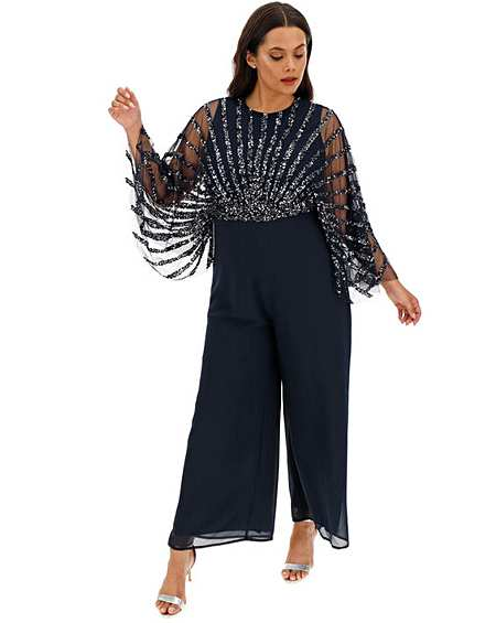 hot-seeling original official images top-rated original Plus Size Jumpsuits & Playsuits | Simply Be