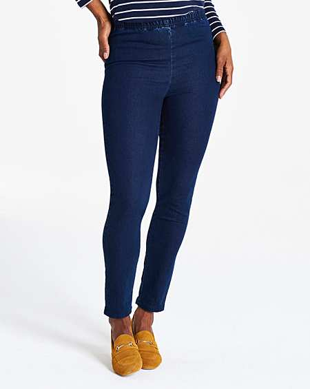 Womens Simply Be Eve Bootcut Jeans Reg