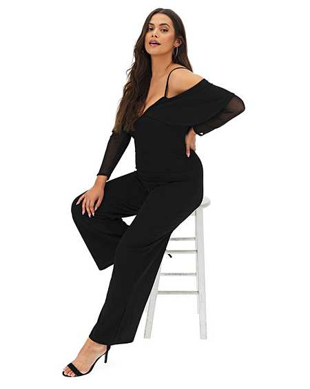 good service hot-selling latest uk cheap sale Plus Size Jumpsuits & Playsuits | Simply Be