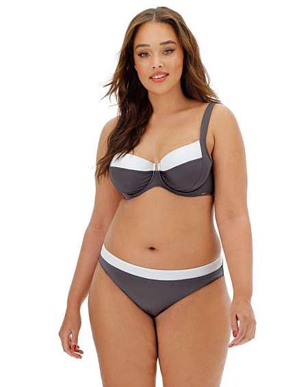977a464a0d83 Plus Size Swimwear   Swimming Costumes & Bikinis   Simply Be
