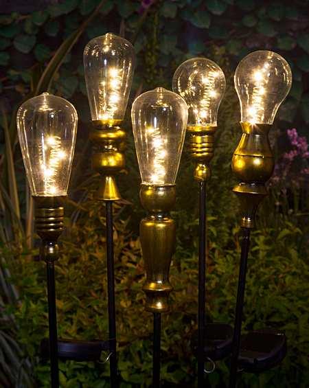 Solar Garden Lights Outdoor Fairy Fashion