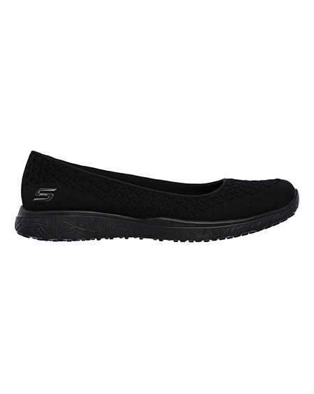 SKECHERS | Width Fitting Wide E | Shoes | Simply Be