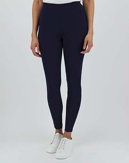 New Simply Be Essential Soft Stretch Jersey Leggings Choose UK Size /& Colour
