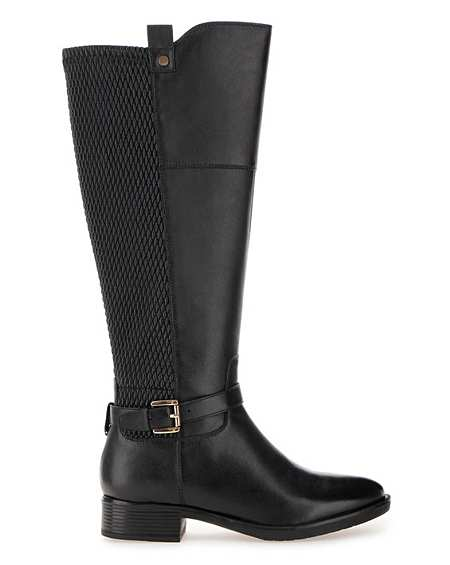 Ladies boots | Wide fitting boots | Ankle, calf & knee boots