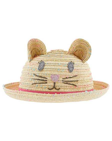 6ab0a00c5a5 Accessorize Space Dye Cat Bowler Hat