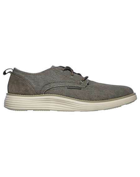 Skechers Status 2.0 Pexton Canvas Shoe